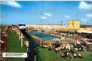 Butlins holiday camp Skegness